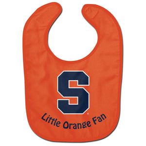 1 pack Team Color Baby Bib - Syracuse Orange