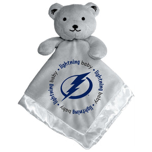 Gray Security Bear - Tampa Bay Lightning-justbabywear