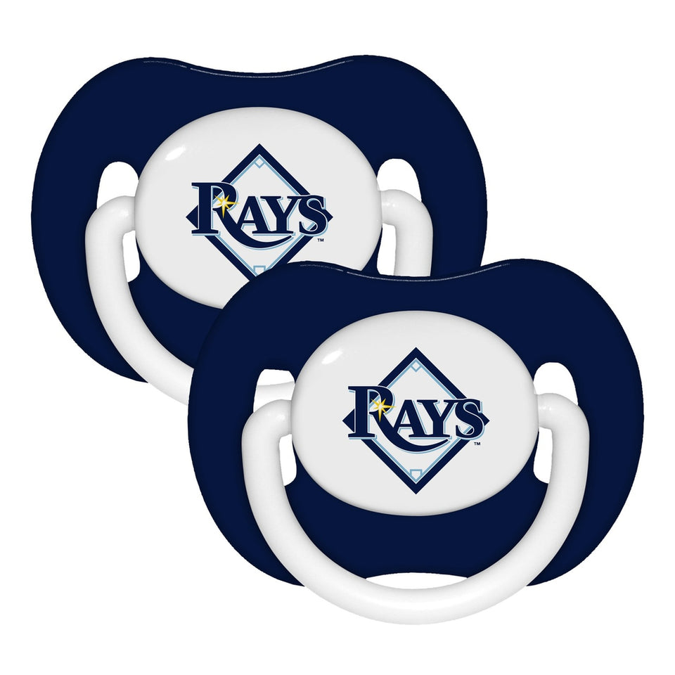 Pacifier (2 Pack) - Tampa Bay Rays-justbabywear