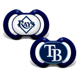 Gen. 3000 Pacifier 2-Pack - Tampa Bay Rays-justbabywear