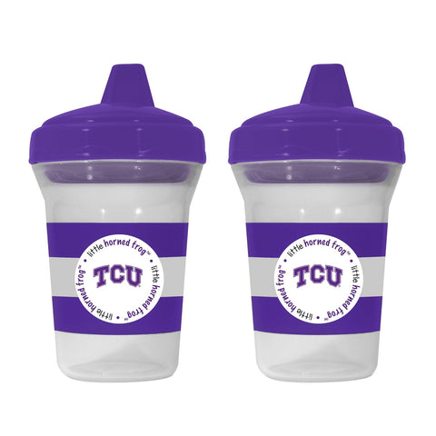 Sippy Cup - Texas Christian University-justbabywear