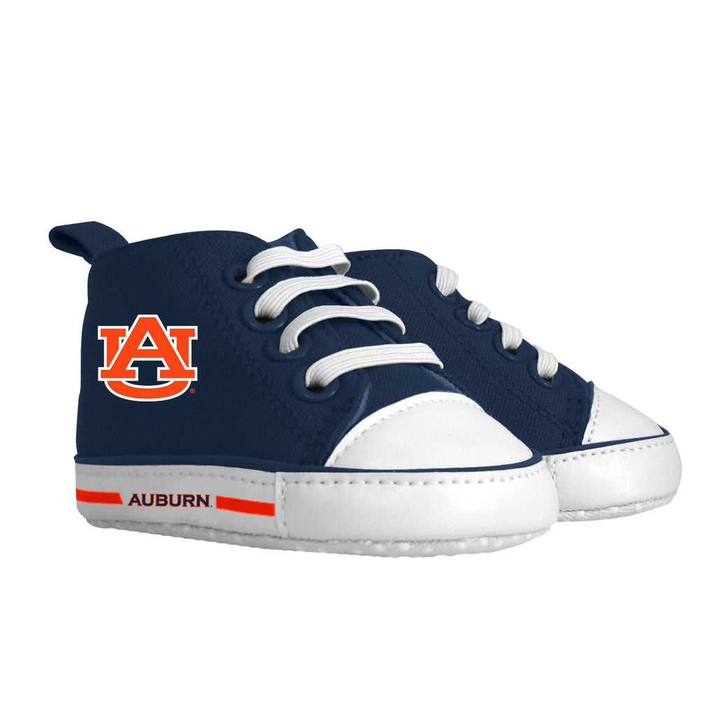 Pre-walker Hightop (1 Size fits Most) (Hanger) - Auburn University-justbabywear