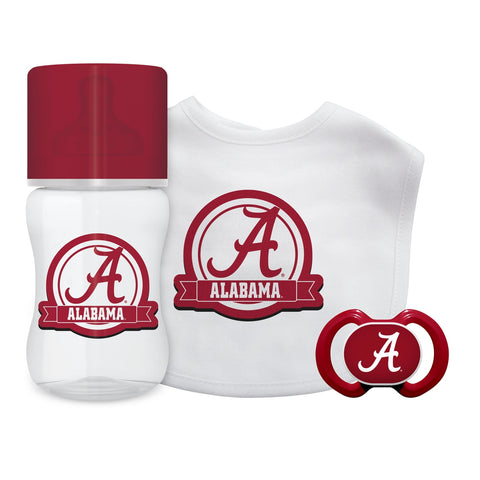 3-Piece Gift Set - Alabama, University of-justbabywear