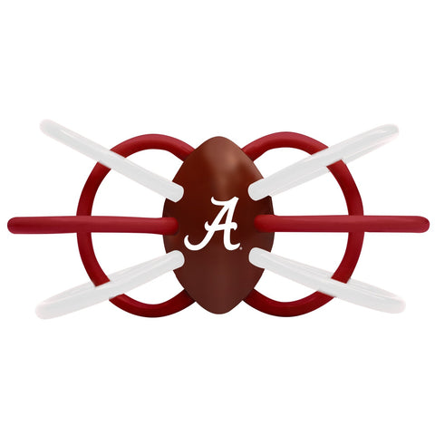 Teether/Rattle - Alabama, University of-justbabywear