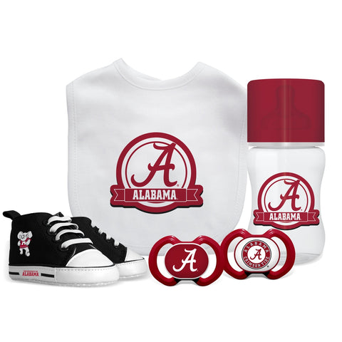5 Piece Gift Set - Alabama, University of-justbabywear