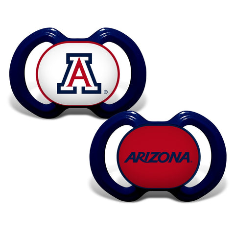 Gen. 3000 Pacifier 2-Pack - Arizona, University of-justbabywear