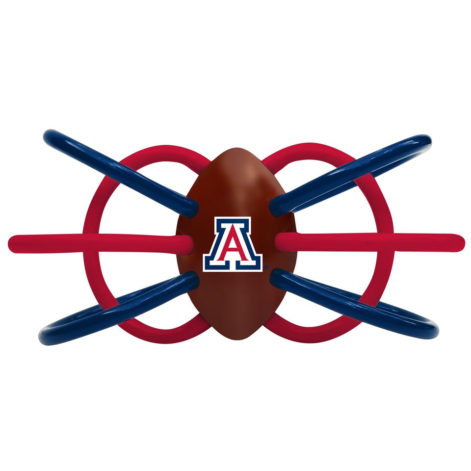 Teether/Rattle - Arizona, University of-justbabywear