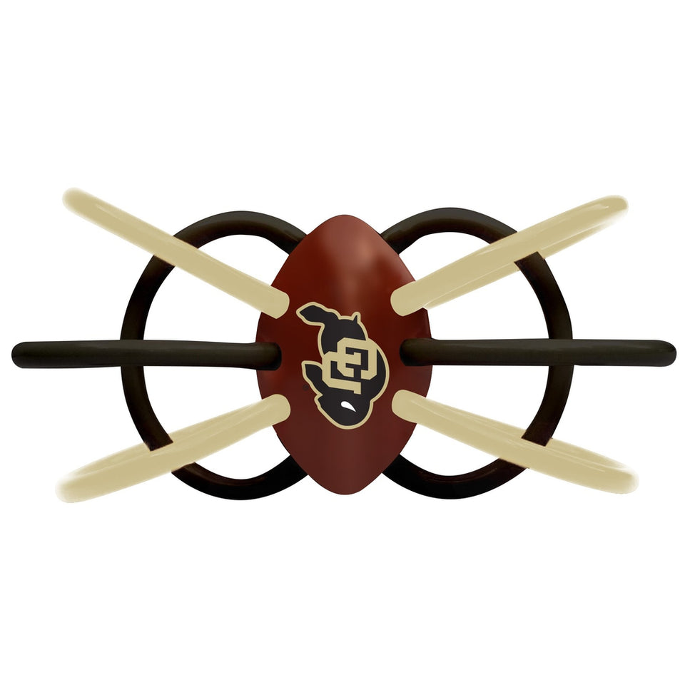 Teether/Rattle - Colorado, University of-justbabywear