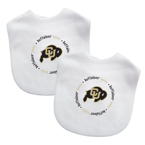 Bibs (2 Pack) - Colorado, University of-justbabywear