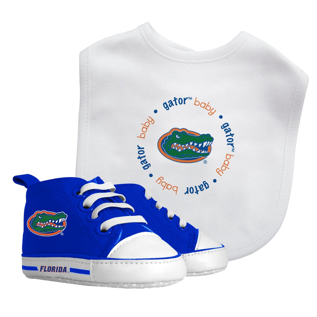 Bib & Prewalker Gift Set - Florida, University of-justbabywear