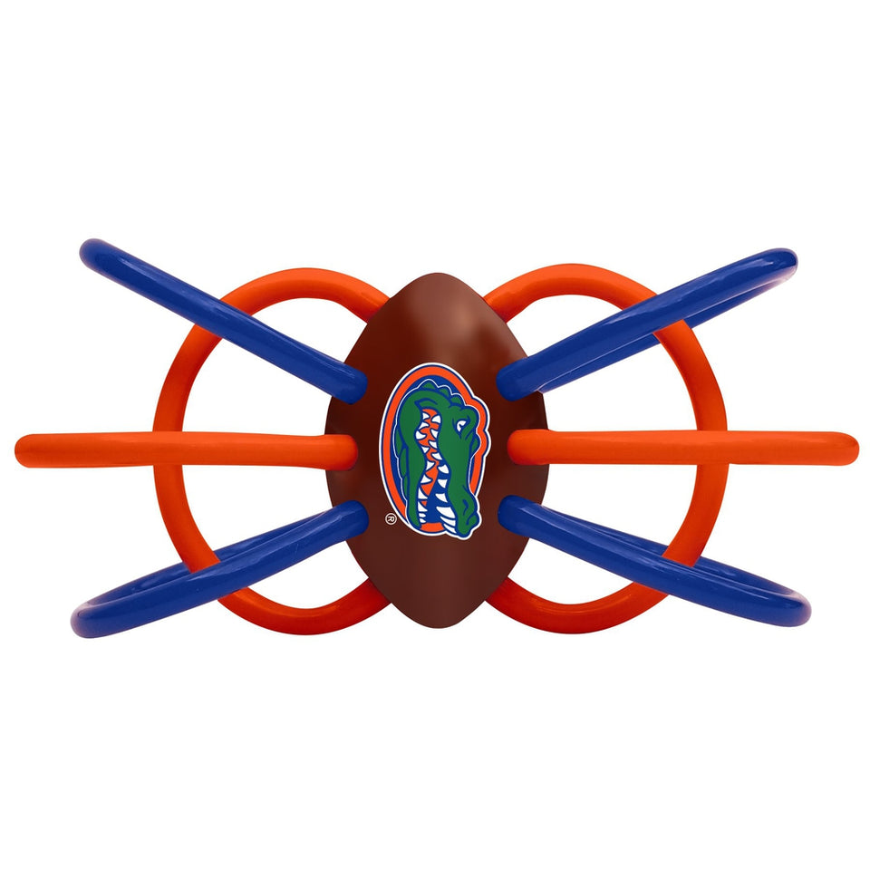 Teether/Rattle - Florida, University of-justbabywear