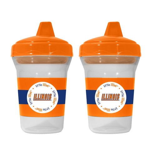 Sippy Cup - Illinois, University of-justbabywear