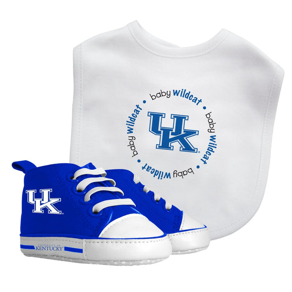 Bib & Prewalker Gift Set - Kentucky, University of-justbabywear