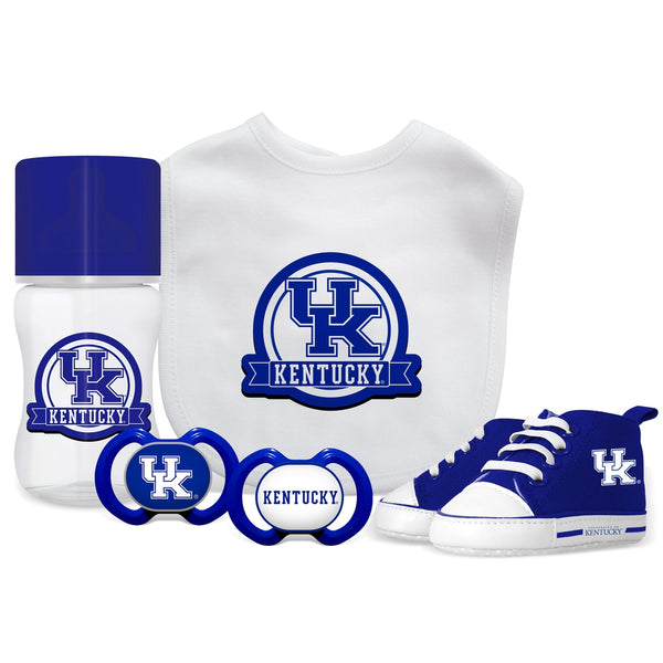 5 Piece Gift Set - Kentucky, University of-justbabywear