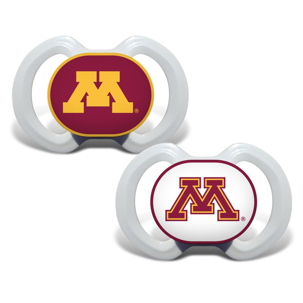 Gen. 3000 Pacifier 2-Pack - Minnesota, University of-justbabywear