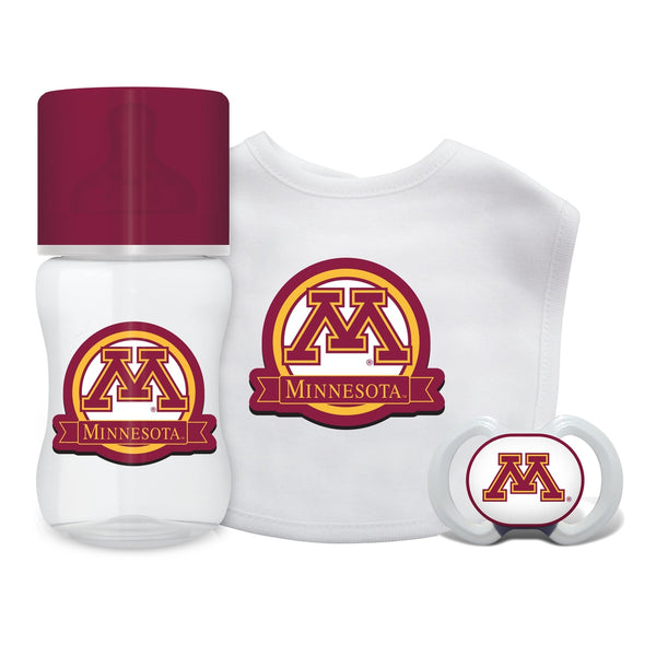 3-Piece Gift Set - Minnesota, University of-justbabywear