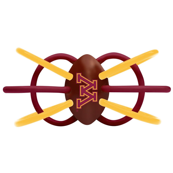 Teether/Rattle - Minnesota, University of-justbabywear