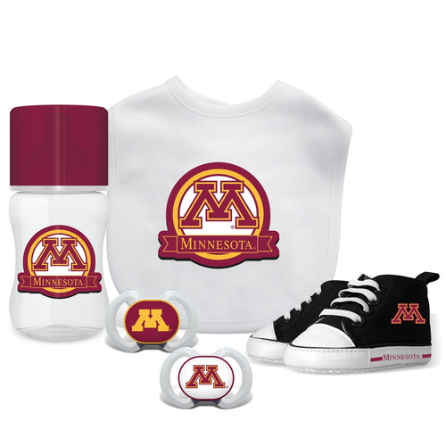 5 Piece Gift Set - Minnesota, University of-justbabywear