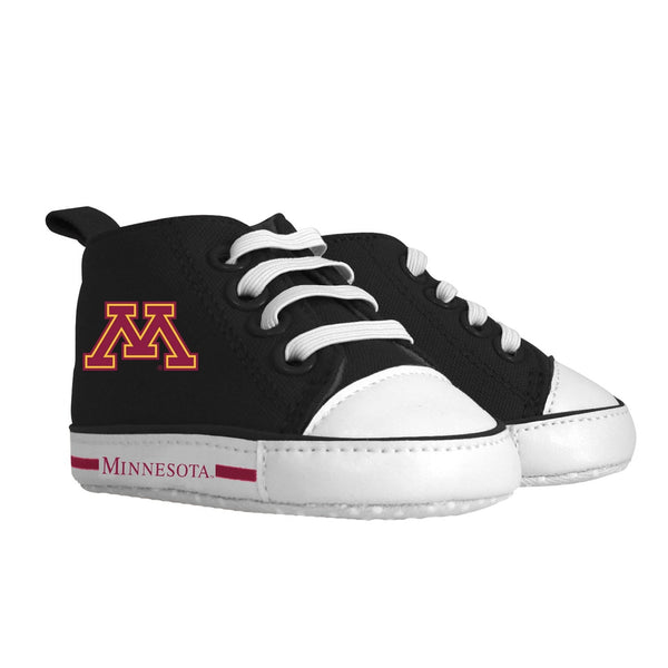 Pre-walker Hightop (1 Size fits Most) (Hanger) - Minnesota, University of-justbabywear