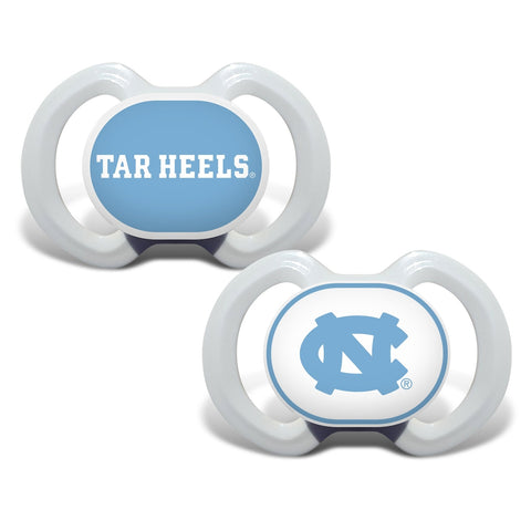 Gen. 3000 Pacifier 2-Pack - North Carolina, University of-justbabywear