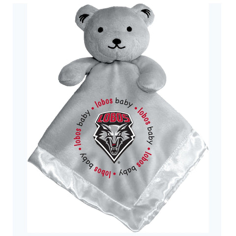 Gray Security Bear - New Mexico, University of-justbabywear