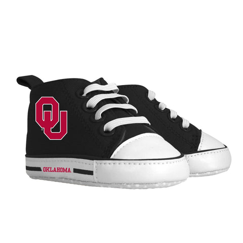 Pre-walker Hightop (1 Size fits Most) (Hanger) - Oklahoma, University of-justbabywear