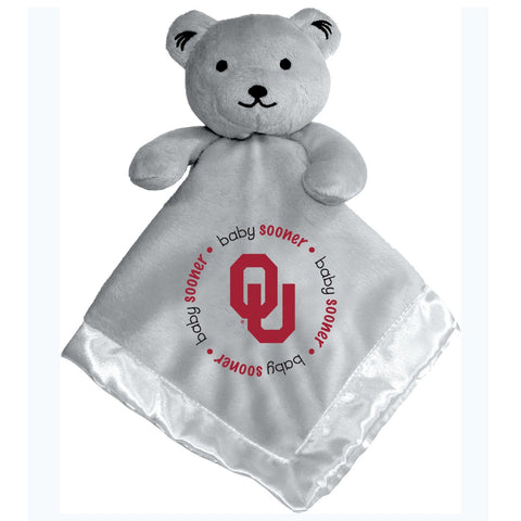 Gray Security Bear - Oklahoma, University of-justbabywear