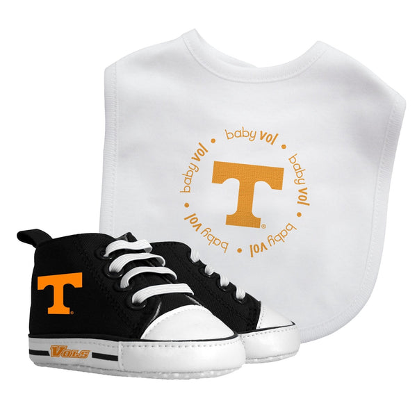 Bib & Prewalker Gift Set - Tennessee, University of-justbabywear