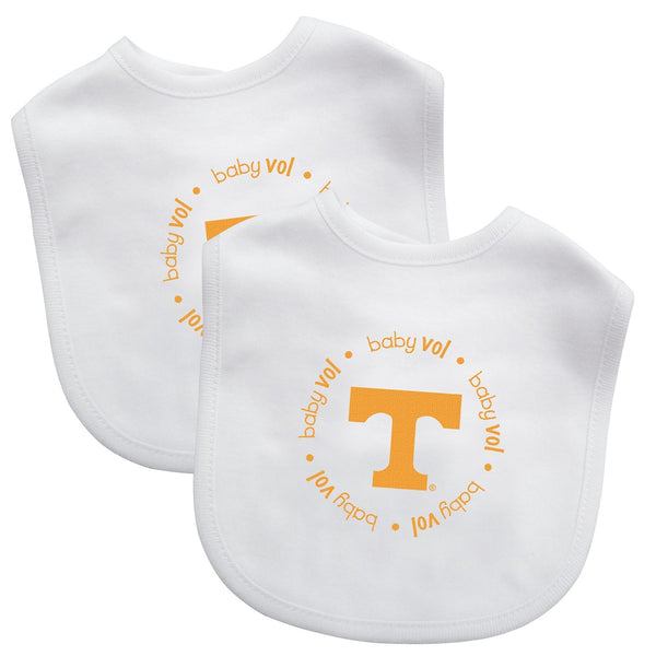 Bibs (2 Pack) - Tennessee, University of-justbabywear