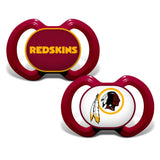 Gen. 3000 Pacifier 2-Pack - Washington Redskins-justbabywear
