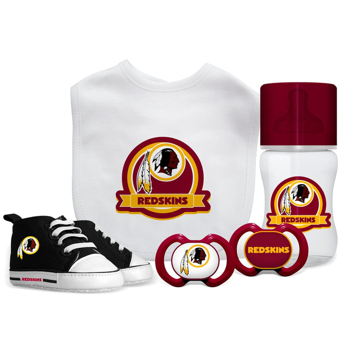 5 Piece Gift Set - Washington Redskins-justbabywear