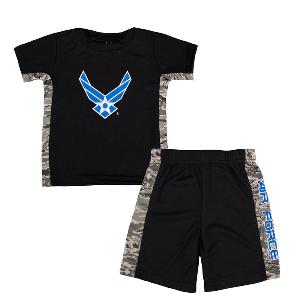 Air Force 2pc Toddler Athletic Set-justbabywear