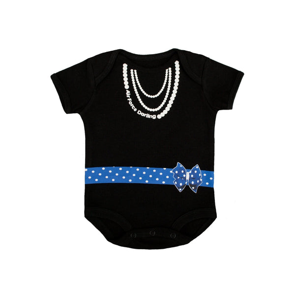 Air Force Darling Bodysuit-justbabywear