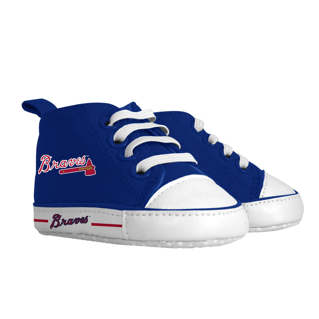 Pre-walker Hightop (1 Size fits Most) (Hanger) - Atlanta Braves