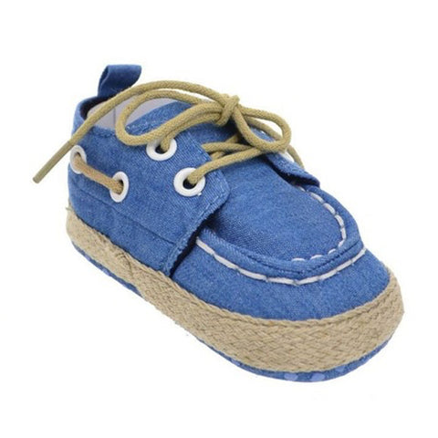 Boat Shoes for Infants and Toddlers