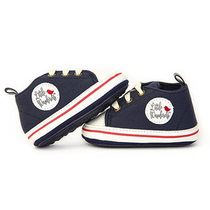 Canvas Sneakers for Infants and Toddlers