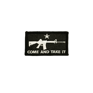 AR15 Print - Come and Take It Patch