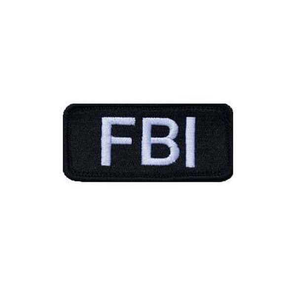 FBI Patch-justbabywear