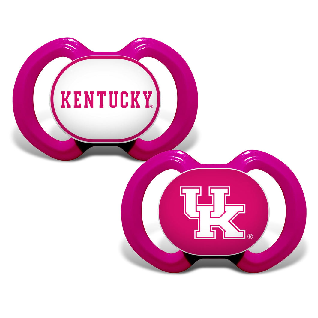 Gen. 3000 Pacifier 2-Pack - Kentucky, University of Pink