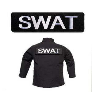 Large SWAT Banner Patch-justbabywear