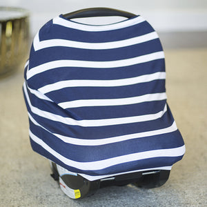 Lucas - 2 in 1 Baby Car Seat Canopy and Breast Feeding Nursing Cover