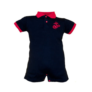 Marine Infant Romper-justbabywear