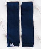 Baby Leggings - Navy Theme