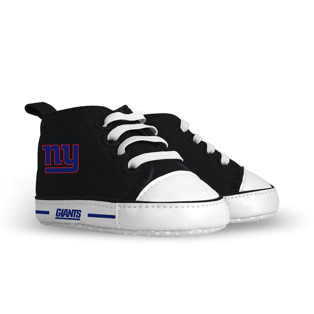 Pre-walker Hightop (1 Size fits Most) (Hanger) - New York Giants