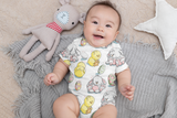 Bunnies & Chicks Onesie