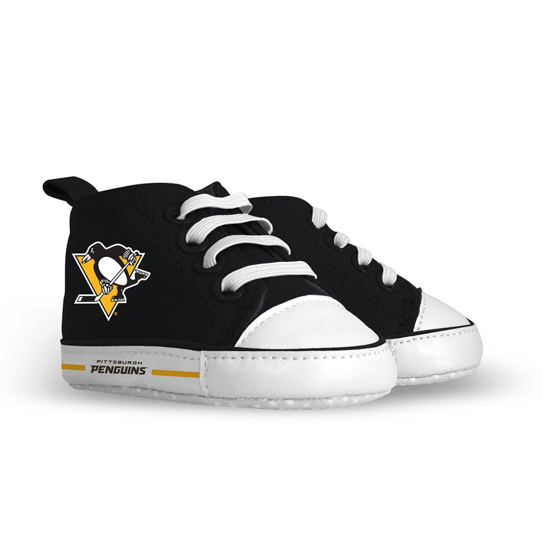 Pre-walker Hightop (1 Size fits Most) (Hanger) - Pittsburgh Penguins