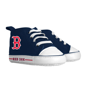 Pre-walker Hightop (1 Size fits Most) (Hanger) - Boston Red Sox