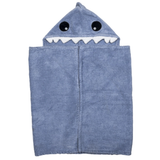 Soft Cotton Hooded Blanket Bath Towel for Infants and Kids | Shamus Bathrobe