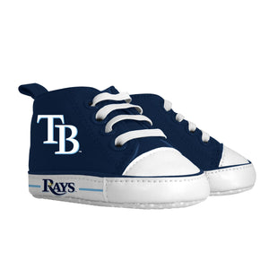 Pre-walker Hightop (1 Size fits Most) (Hanger) - Tampa Bay Rays