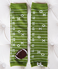 Baby Leggings - Touchdown Design
